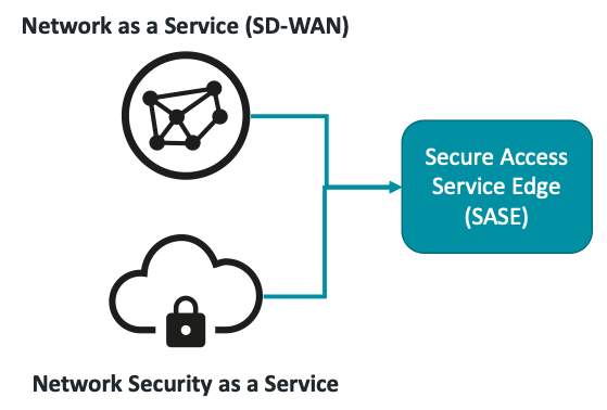 Network as a Service (SD-WAN)